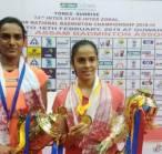 Kalahkan Sindhu, Saina Nehwal Juara Kejuaraan Nasional India 2019