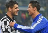 Morata Berharap Ronaldo Mandul Ketika Hadapi Atletico Madrid
