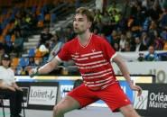 Rasmus Gemke Bicara Tentang Persaingan Tunggal Putra Di Tim Nasional Denmark