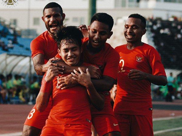 Timnas Indonesia U22 Kembali Gagal Menang di Piala AFF