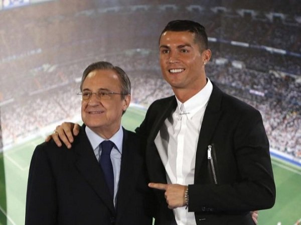 Calderon Salahkan Perez dan Neymar Atas Kepergian Ronaldo