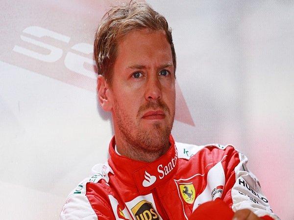 Vettel Apresiasi Kerja Keras Kru Ferrari Selama Jeda Antar Musim