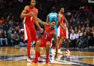 46 Poin Bradley Beal Tak Cukup Menangkan Wizards Atas Hornets