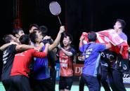 Kandaskan Musica Trinity, PB Djarum Juara Superliga Badminton 2019