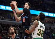 Tampil Garang, Lavine Hantarkan Bulls Raih Kemenangan Atas Celtics