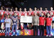Jadi Runner-up Superliga Badminton 2019, Musica Trinity Puji PB Djarum
