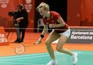 Mia Blichfeldt Rebut Gelar Tunggal Putri Spanyol Masters 2019