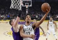 Ceroboh di Kuarter Empat, Lakers Menyerah Dari Bucks