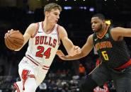 Empat Kali Overtime, Bulls Sudahi Perlawanan Hawks