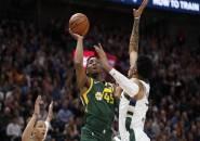 Donovan Mitchell Bawa Utah Jazz Ungguli Milwaukee Bucks