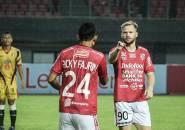 Cetak 2 Gol ke Gawang Mitra Kukar, Melvin Platje Puji Ricky Fajrin