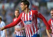 Pasca Alami Masa Suram, Alvaro Morata Akui Bahagia di Atletico Madrid