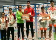 Dutch Junior International 2019: Indonesia Sabet Dua Gelar Juara