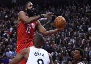 Houston Rockets Curi Kemenangan Dari Markas Toronto Raptors