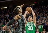 Gordon Hayward Bawa Celtics Atasi Kings