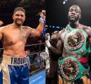 WBC Perintahkan Wilder Hadapi Breazeale Untuk Duel Berikutnya