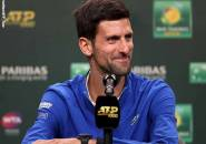 Novak Djokovic Bidik Gelar Keenam Di Indian Wells