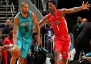 Sengit, Charlotte Hornets Menang Tipis Atas Washington Wizards
