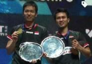 JUARA! Ahsan/Hendra Juara Ganda Putra All England Open 2019