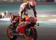 Detik-Detik Jelang MotoGP Qatar, Marquez Cemaskan Cuaca Losail Yang Tak Bersahabat