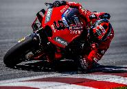 Hasil FP4 MotoGP Qatar: Duo Ducati Akhiri Sesi Latihan Bebas Dengan Manis