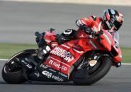 Hasil Warm-up MotoGP Qatar: Danilo Petrucci Tercepat, Ungguli Marquez dan Rins