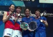 Tumbangkan Juara Dunia, Chen Qingchen/Jia Yifan Juara All England Open 2019
