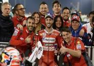 Klasemen Pebalap Usai MotoGP Qatar: Dovizioso Awali Musim Dengan Impresif