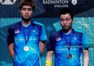 Meski Kalah di Final All England, Penampilan Ganda Muda Malaysia Disebut Cukup Menjanjikan
