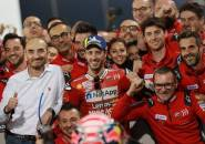Protes Empat Pabrikan Ditolak, Andrea Dovizioso Tetap Jadi Pemenang GP Qatar