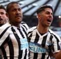 Shola Ameobi Terkesan Dengan Dua Pemain Depan Newcastle