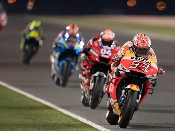Capai Kecepatan 352 Km/jam. Motor Honda RC213V Jadi yang Tercepat di MotoGP Qatar 2019