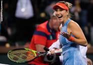 Naomi Osaka Gigit Jari, Belinda Bencic Tembus Perempatfinal Di Indian Wells