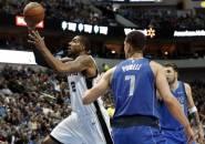 San Antonio Spurs Curi Kemenangan Dari Kandang Dallas Mavericks