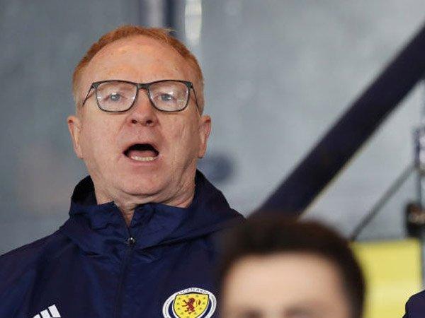 Alex McLeish Sebut Skotlandia Punya Peluang Bagus Lolos ke Euro 2020