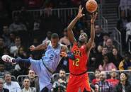 Atlanta Hawks Sukses Libas Memphis Grizzlies