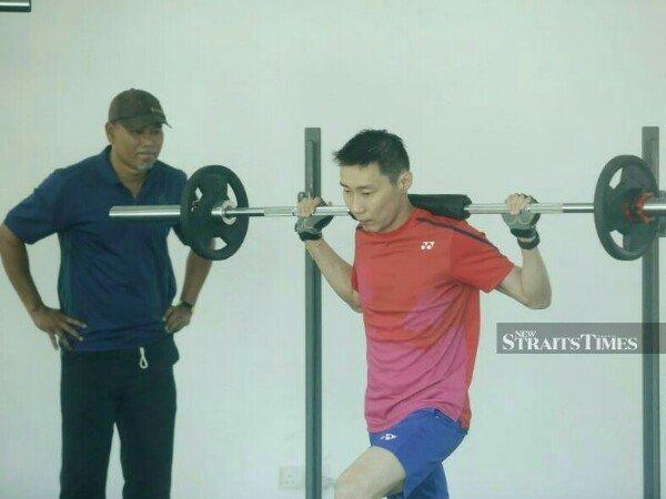 Menanti Comeback Lee Chong Wei Di Malaysia Open