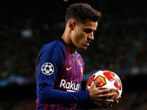 Coutinho Tak Tutup Peluang untuk Tinggalkan Barcelona