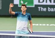 Dominic Thiem Jinakkan Ivo Karlovic Di Indian Wells