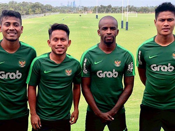 Dukungan dari Australia untuk Skuat Madura United