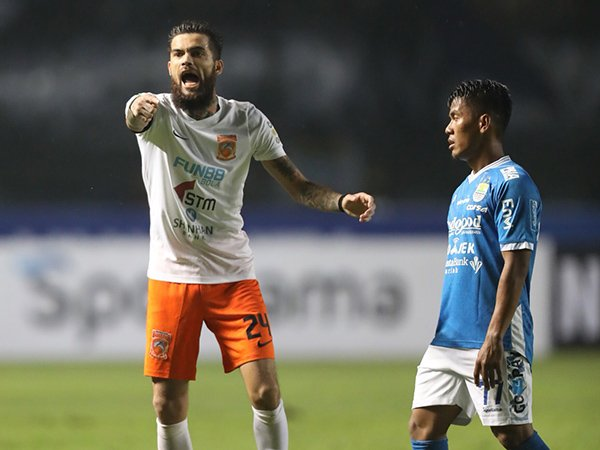 Tak Maksimal di Piala Presiden, Diego Michiels Akui Borneo FC Belum Siap