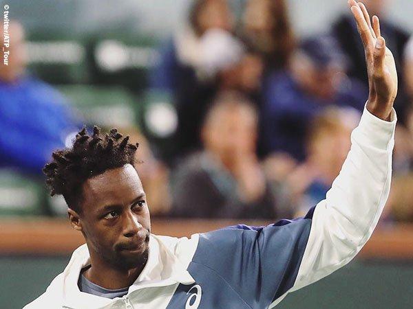 Cedera Paksa Gael Monfils Urung Tampil Di Perempatfinal Indian Wells