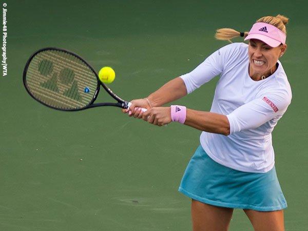 Demi Semifinal Di Indian Wells, Angelique Kerber Tundukkan Venus Williams