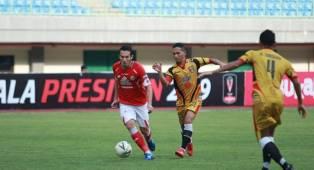 Gagal Di Piala Presiden, Skuat Semen Padang FC Tunjukkan Progres Positif