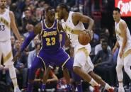 Los Angeles Lakers Menyerah di Markas Toronto Raptors