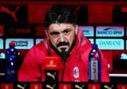 Jelang Derby Milan, Gattuso Tolak Remehkan Inter