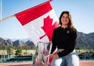 Bianca Andreescu Merasa Kagum Melihat Namanya Disandingkan Dengan Para Juara Di Indian Wells