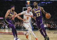 Los Angeles Lakers Telan Kekalahan Pahit Kontra New York Knicks