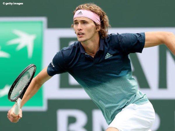 Alexander Zverev Tak Pikirkan Tentang Grand Slam Milik Federer Dan Nadal