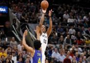 San Antonio Spurs Sukses Kejutkan Golden State Warriors